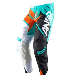 Answer Elite Pants Teal Orange 2017