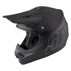 Troy Lee Designs Air Helmet Helm Midnight Black