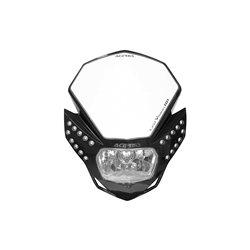 Acerbis Lampenmaske Suzuki RMX 450 schwarz