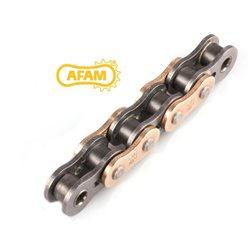 Afam Offroad Kette 520MX4-G 118L Gold