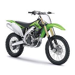 Spielzeug Motorrad Kawasaki KXF 450 1:12 Modell