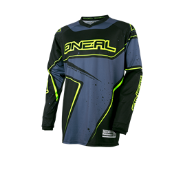 O'Neal Element Jersey Racewear black/gray/hi-viz 2017