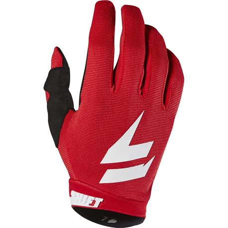 Shift Whit3 Air Glove Red 2018