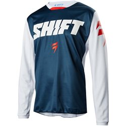 Shift White Ninety Seven Jersey Navy 2018