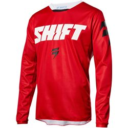 Shift Whit3 Ninety Seven Jersey Red 2018