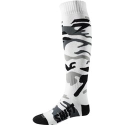 Shift Whit3 Label Sock White Camo 2018