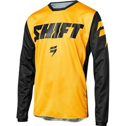 Shift Whit3 Ninety Seven Jersey Yellow 2018