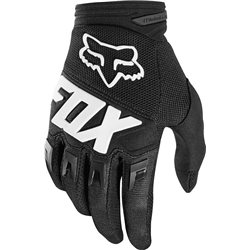 Fox Dirtpaw Race Handschuhe Black 2018