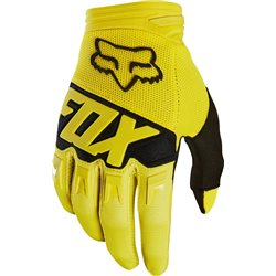 Fox Dirtpaw Handschuhe Gloves Yellow 2018