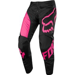 Fox 180 Mastar Pants Black Pink 2018
