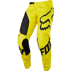 Fox 180 Mastar Pants Yellow 2018