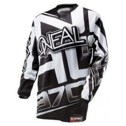 O'Neal Element Jersey Raceware black/white