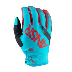 Answer Mx Glove Syncron Red Teal 2017