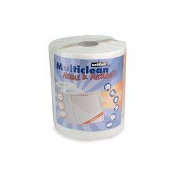 Papier Putztuchrolle 500 Blatt 2-lagig 19,5x21,7cm weiss nassfest fusselarm