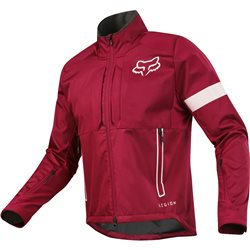 Fox Legion Jacket Dark Red 2018