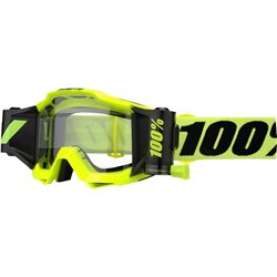 100% Accuri Mx Goggle Forecast Neon Yellow