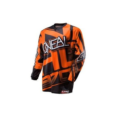 O'Neal Element Jersey Raceware orange/black