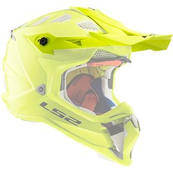 LS2 Helmschirm MX470 Neon Yellow