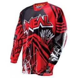 O'Neal Mayhem Jersey Roots black/red