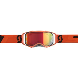 Scott Prospect Black Orange - Orange Chrome Works