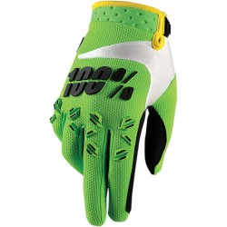 100% Airmatic Glove green