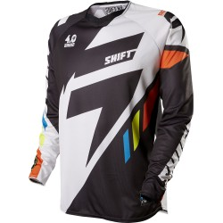 Shift Faction Mainline Jersey black/white