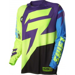 Shift Faction Jersey purple/yellow