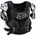 Fox Raptor Vest black white