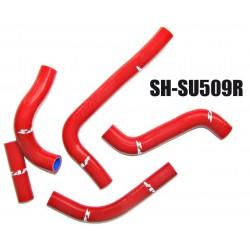 Silikon Kühlerschläuche Suzuki RMZ 450 2008-