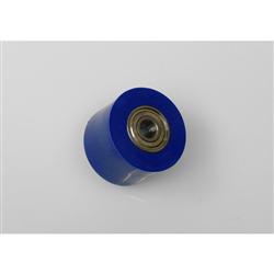 Kettenrolle 38mm gelb rot schwarz blau